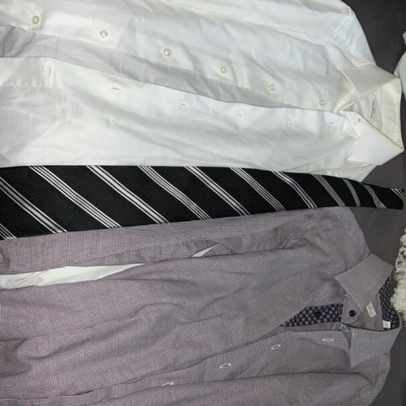 Nino Cristiani Shirt & Adolfo Tie